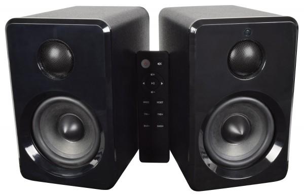 EL120150 av:link ABS35BLK aktiv Bluetooth Lautsprecherpaar