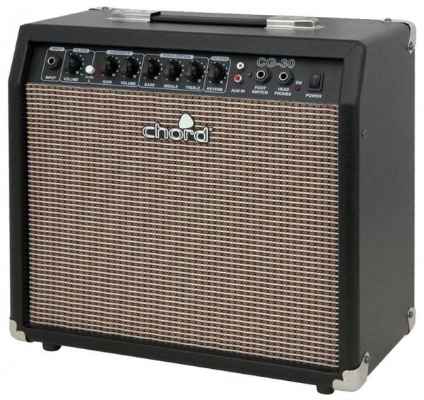EL173046 Chord CG-30 Combo Gitarrenverstärker