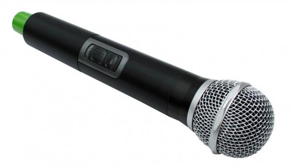 EL173772 E-Lektron IU-MIC digital UHF Mikrofon 864.30MHz