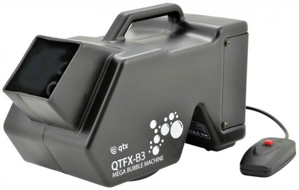 EL160560 qtx QTFX-B3 Seifenblasenmaschine Mega-Bubble