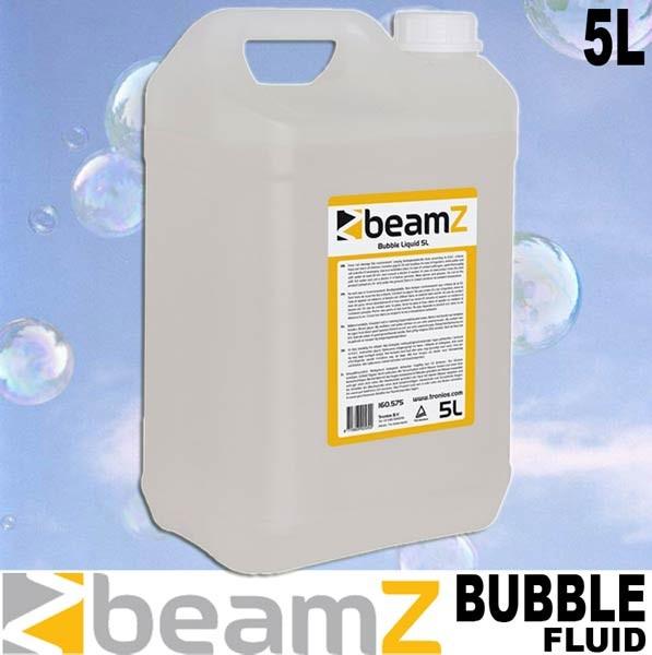 EL160575 Beamz Seifenblasen Fluid 5L