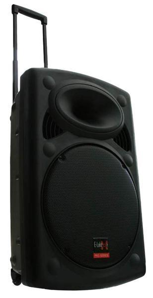 BB815860 mobiles DJ PA Soundsystem EL38-M B-WARE