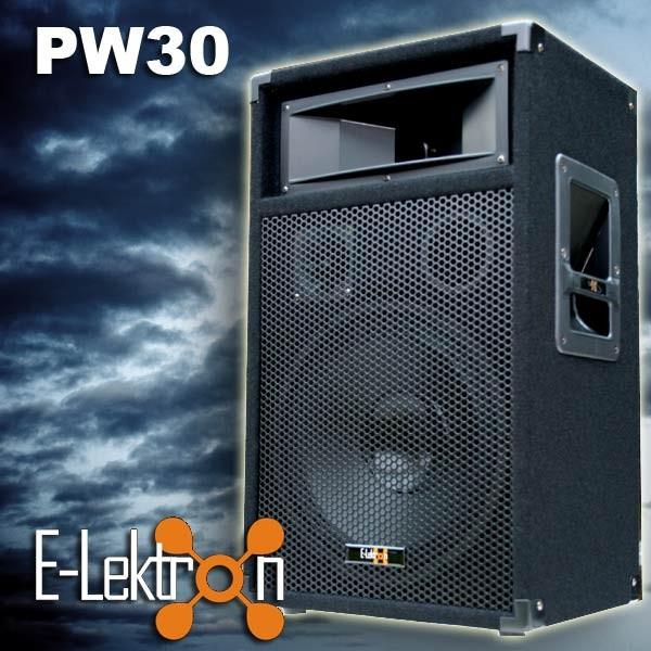 EL179767 E-Lektron PW30 DJ PA Lautsprecher