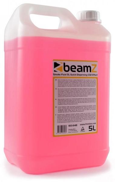EL160648 Beamz Nebelfluid (DSA) auf Wasserbasis 5L - CO2-Effekt