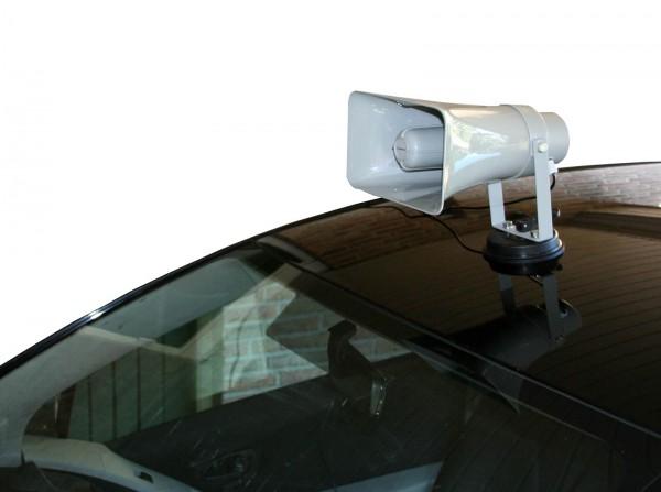 EL952007 Adastra VM25BT Fahrzeug Megafon Lautsprecher