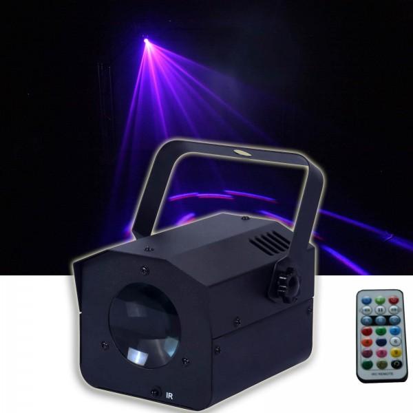 EL153507 E-Lektron LMO-9W LED Moonflower Lichteffekt