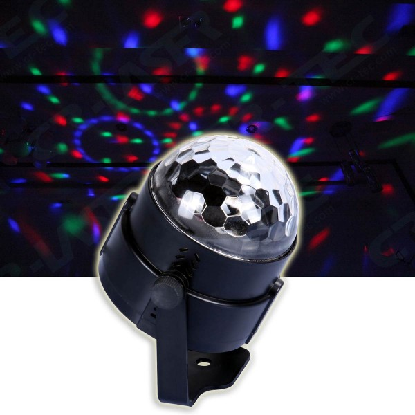 EL153522 E-Lektron MT-301S LED Discokugel Lichteffekt