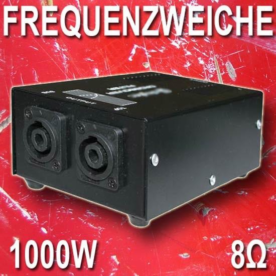 EL900607 Frequenzweiche Passiv STP-1