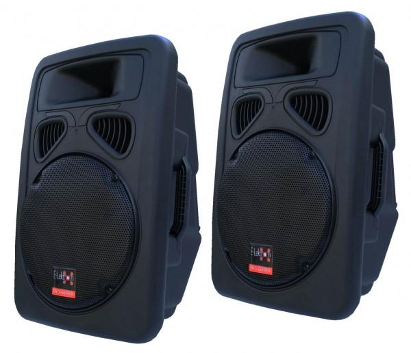 EL299059 DJ PA Lautsprecherpaar JP38 Passiv