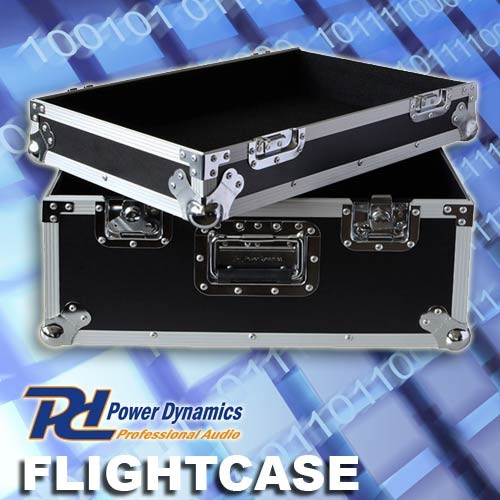 EL171778 Power Dynamics FC6 Ausrüstungs Flightcase