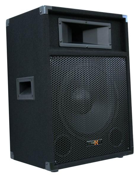 EL179476 E-Lektron PW12A DJ PA Aktiv-Lautsprecher