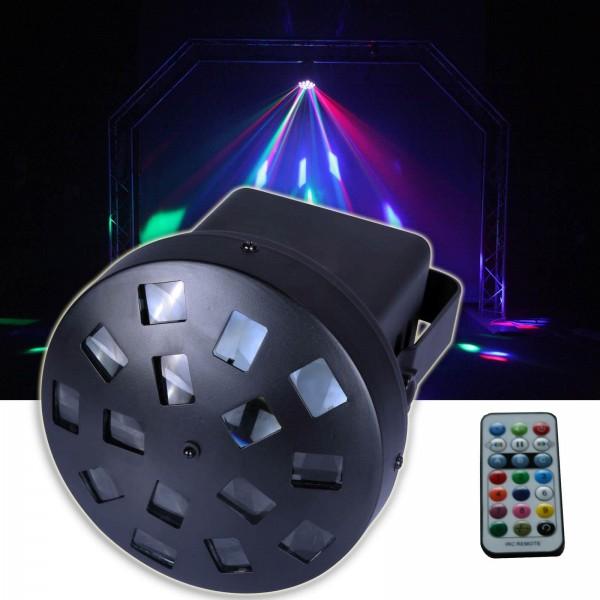 EL153510 E-Lektron LMR-9W LED Mushroom Lichteffekt