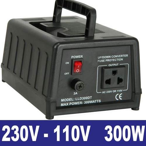 EL651031 Spannungswandler 230/110V 300W