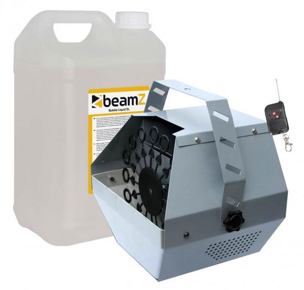 EL189821 E-Lektron B600-R Seifenblasenmaschine - Fernbedienung - Fluid