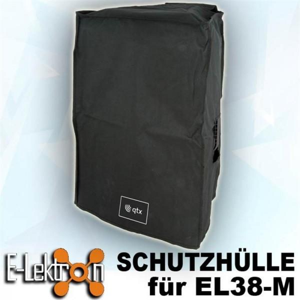 EL127080 QTX Lautsprecher Schutzhülle für EL38-M