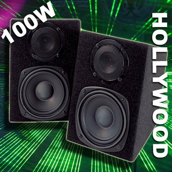 EL170172 McGee SB2000 DJ Monitor Lautsprecher Paar