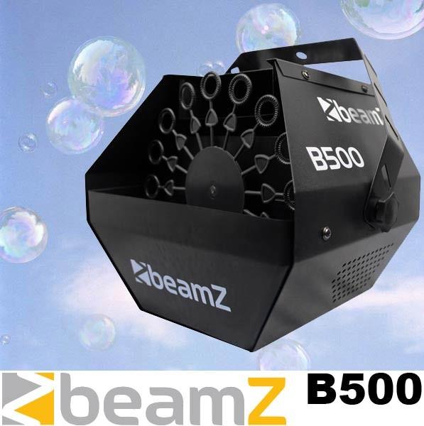 EL160571 Beamz B500 Seifenblasenmaschine