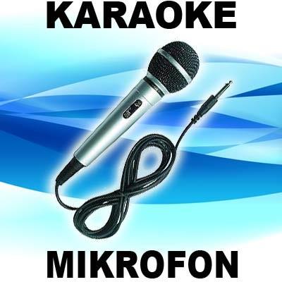 EL173189 Karaoke Mikrofon Hollywood DMM-1380