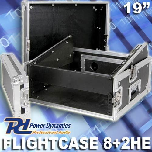 EL171720 Power Dynamics F2U8 Flightcase für Mischpult