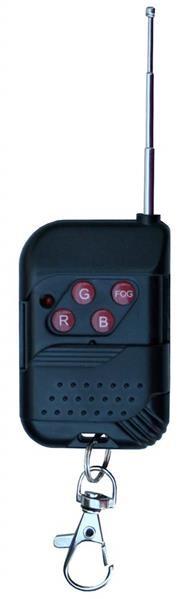 EL160425 Ersatz-Fernbedienung + Empfänger E-Lektron RGB Nebelmaschine
