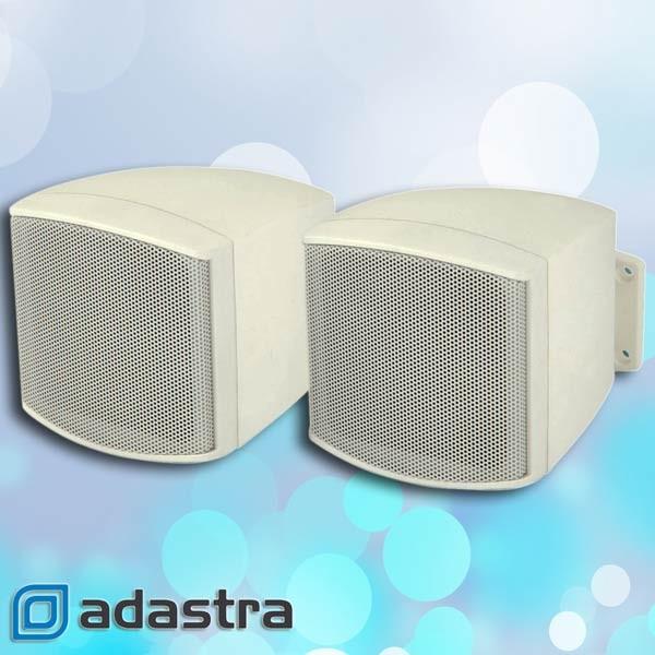 EL952820 Adastra C25V Kompakt Wandlautsprecher-Paar