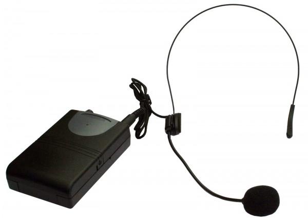 EL899077 Headset Mikrofon EL-M864.9 für E-Lektron EL225-UHF