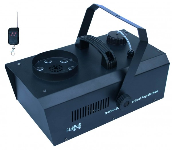 EL160419 E-Lektron NV-1010-DMX Nebelmaschine 1000W Vertikal