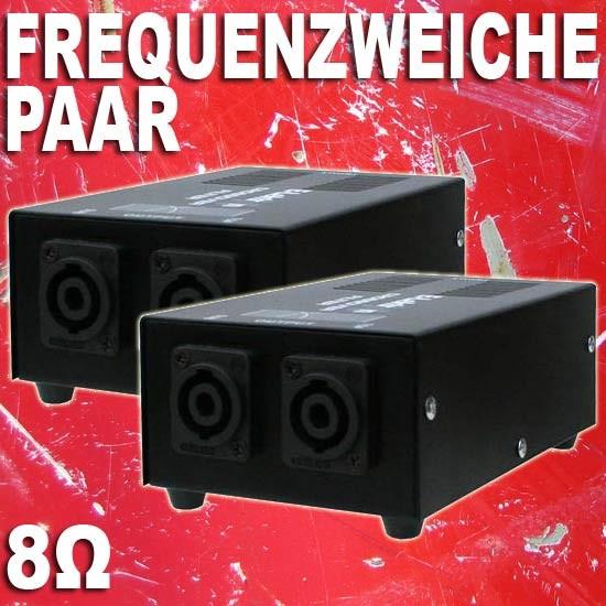EL902607 PAAR Frequenzweichen Passiv STP-1
