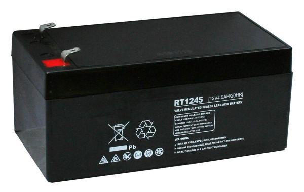 EL899001 12Vdc Ersatz-Akku für EL25-M / EL30-M