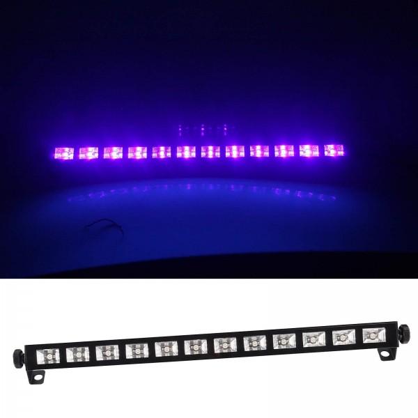 EL153519 E-Lektron UVBAR-36 LED Schwarzlicht-Leiste Lichteffekt