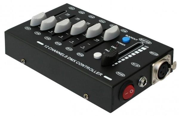 EL154063 E-Lektron C-12 mini DMX Controller 12-Kanal
