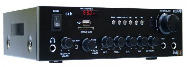 EL103125 E-Lektron EL5-FB stereo HiFi Verstärker Class-D