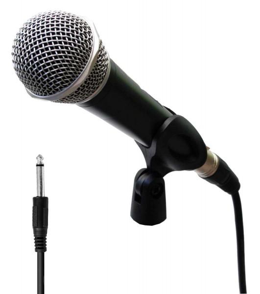 EL173534 E-Lektron EL-58A dynamisches Sprach-/Gesangsmikrofon - Niere