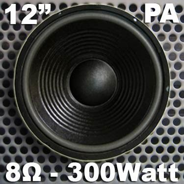 "EL901206 MHB-12 PA-Basslautsprecher 12"" / 30cm"
