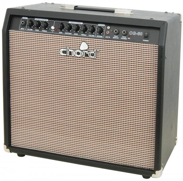 EL173048 Chord CG-60 Combo Gitarrenverstärker