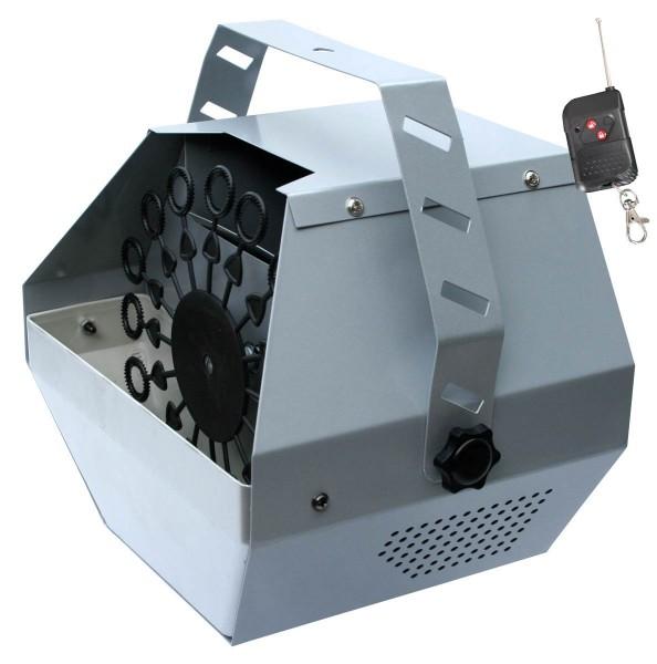 EL160577 E-Lektron B600-R Seifenblasenmaschine 12V / Fernbedienung