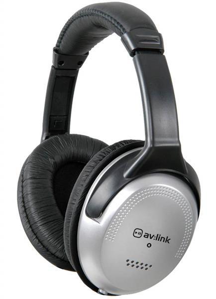 EL100625 av:link SH40VX stereo Kopfhörer mit Volumenregler