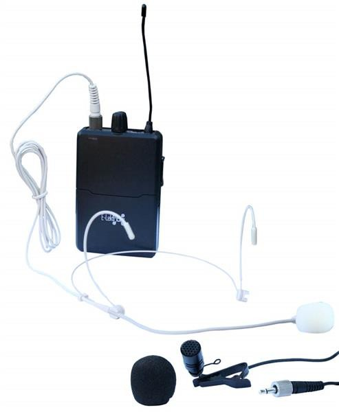 EL173768 E-Lektron IU-BP UHF Bodypack Headset/Lavalier 863.30MHz
